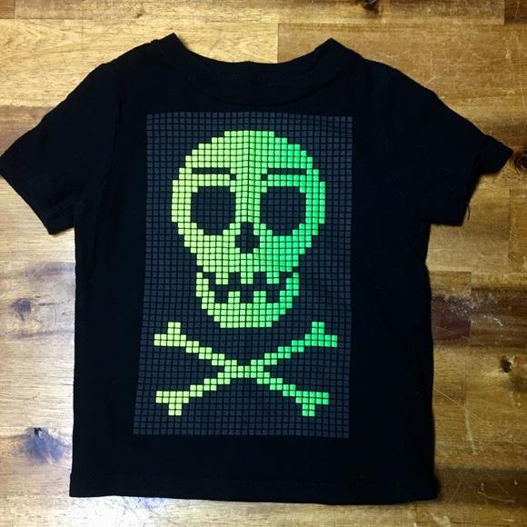 c7eb4684a Circo Shirts & Tops   Skull Tshirt Boys 2t Like New   Poshmark